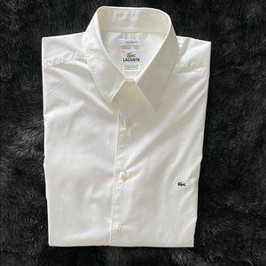 Lacoste men's Button Down Shirt